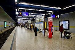 U-Bahnhof Hauptbahnhof