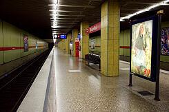 U-Bahnhof Michaelibad