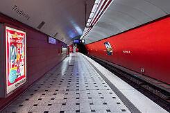 U-Bahnhof Trudering