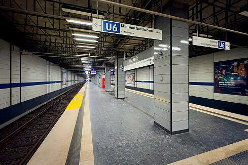 Alte Heide Gleis 1