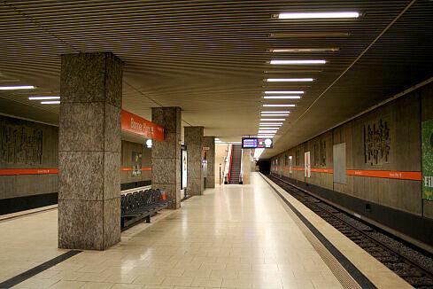 Bonner Platz Gleis 2