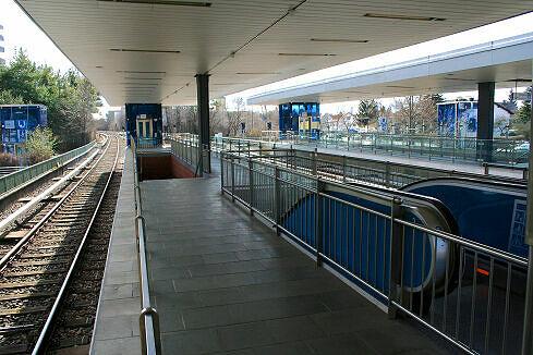 U-Bahnhof Kieferngarten