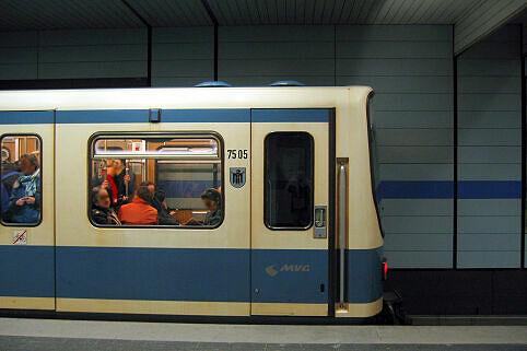 B-Wagen 505 am Goetheplatz