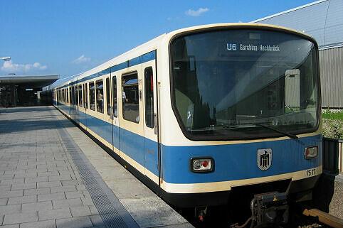 B-Wagen 517 in Freimann