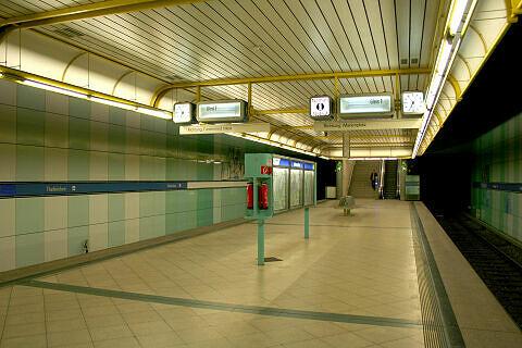 U-Bahnhof Thalkirchen