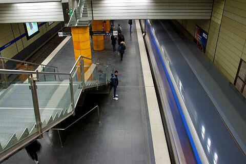 U-Bahnhof Universität
