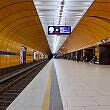 Marienplatz Gleis 1