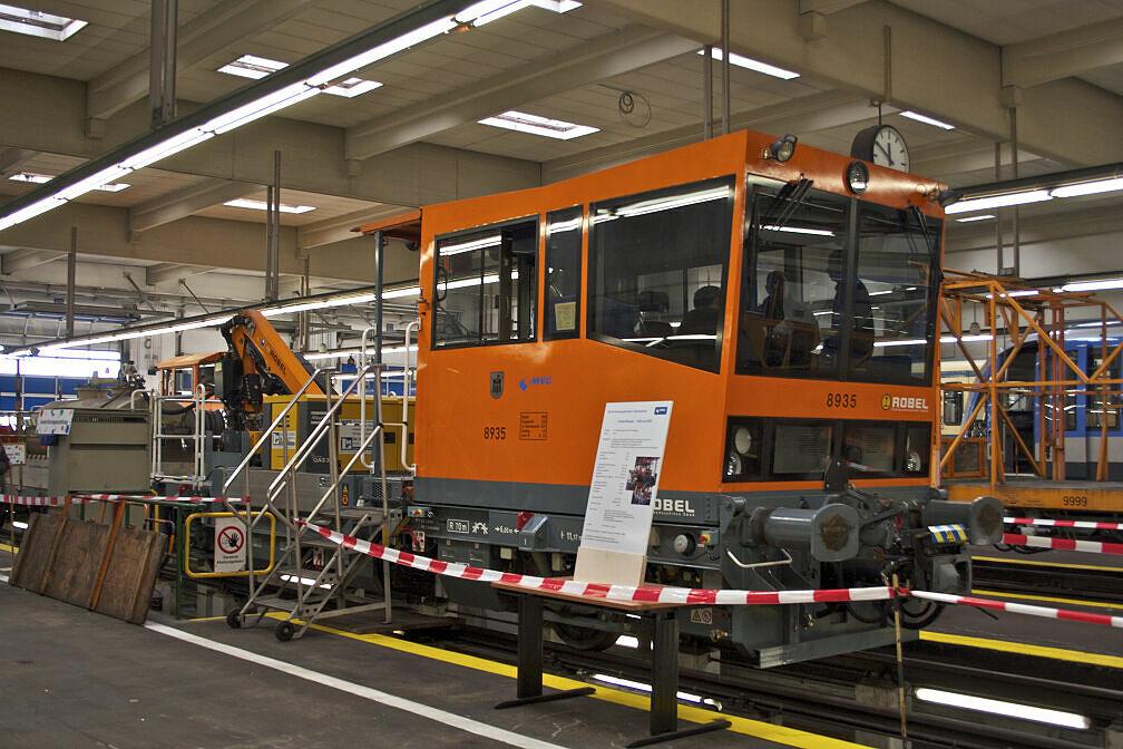Schwerkleinwagen (SKL) 8935